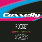 Portfolio Image 36, Connelly 1994 skis brand line graphic design