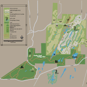 Portfolio Image 21, McCormick Woods Open Space, Parks, Trails, Amenities Illustrated Map